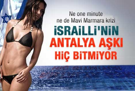 İsrailli acentelerin Türkiye tercihi şaşkınlığı