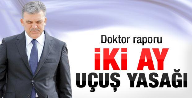 Gül Erdoğan ve Özel'le görüşüp hastaneye dönecek