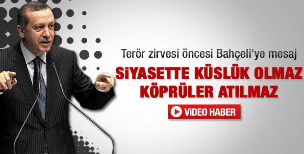 Erdoğan'ın TİM Genel Kurulu'ndaki konuşması