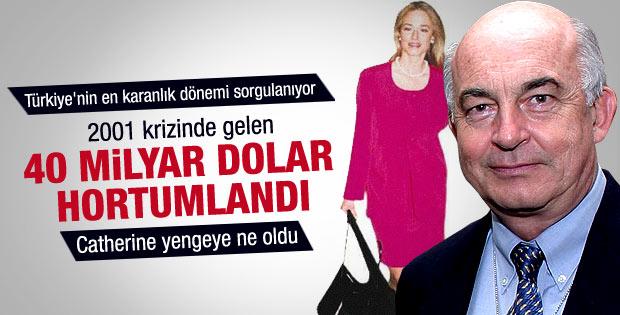 Kemal Derviş ve Catherine 40 milyar doları ne yaptı