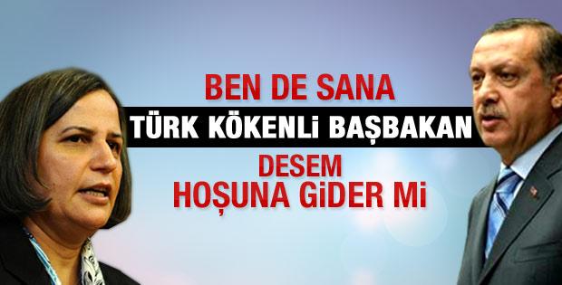 BDP'den Erdoğan'a Türklük sorusu