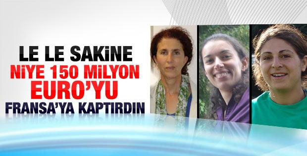PKK'nın 150 milyon Euro'suna Fransa polisi el koymuş