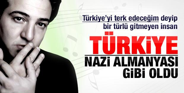 Fazıl Say'dan Türkiye'ye Nazi Almanyası benzetmesi