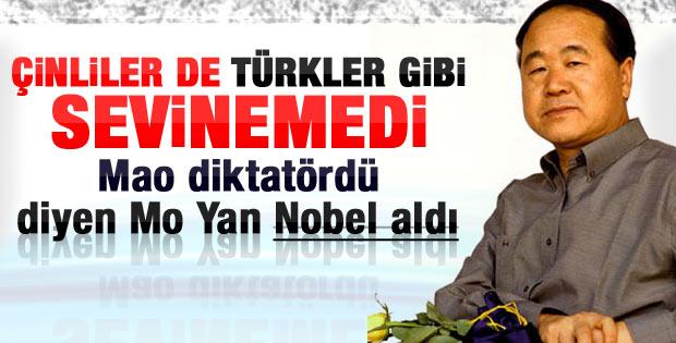 Nobel Edebiyat Ödülü'nü alan Mo Yan kimdir