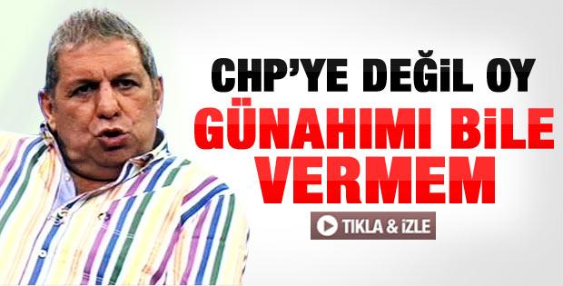 Erman Toroğlu'ndan CHP'ye salvolar: Bir daha oy vermem