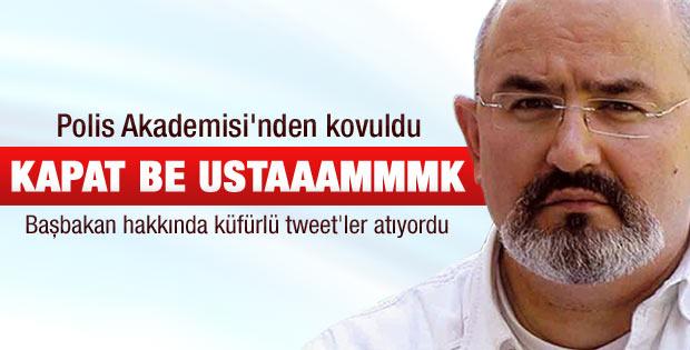 Twitter'da yazdıkları Önder Aytaç'ı işinden etti