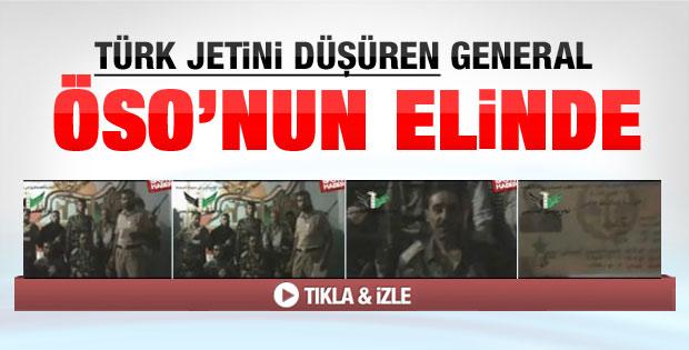 ÖSO Türk uçağını düşüren generali rehin aldı iddiası