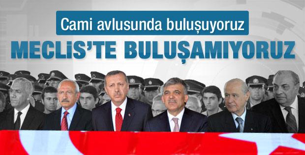Kılıçdaroğlu'dan liderlere sitem