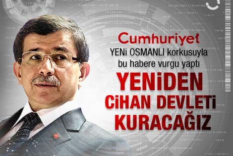 Davutoğlu'nun AK Parti Sivas Kongresi konuşması