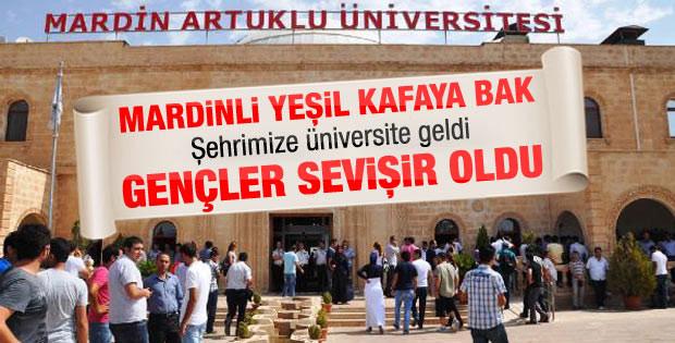 Günlüoğlu: Üniversite Mardin'e ahlaksızlığı getirdi