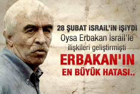 Cengiz Çandar: 28 Şubat İsrail işiydi