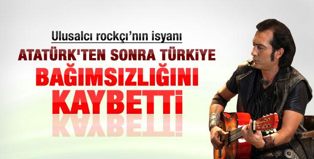 Kıraç: Atatürk'ten sonra bağımsızlığımızı kaybettik