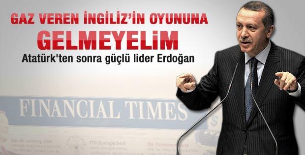 Financial Times'tan 4 sayfalık Türkiye özel dosyası