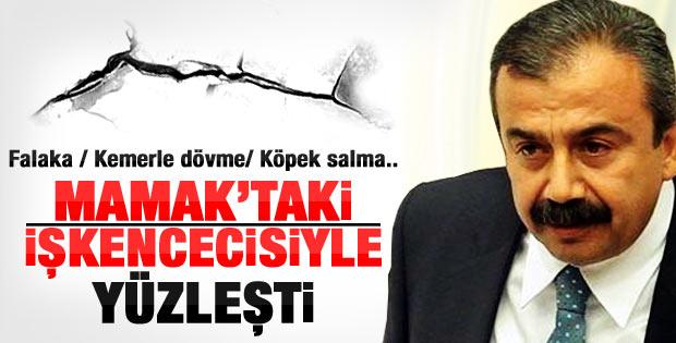 Sırrı Süreyya Önder işkencecisiyle yüzleşti