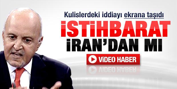 Askeri malzeme istihbaratını İran mı verdi - Video