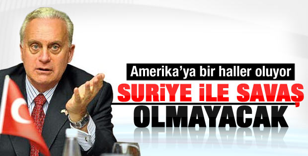 ABD Elçisi: Türkiye Esad'ın oyununa gelmedi