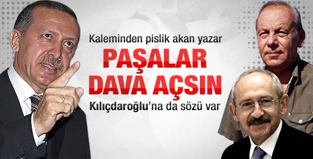 Erdoğan'dan Bekir Coşkun ve Kılıçdaroğlu'na sert tepki