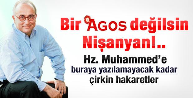 Sevan Nişanyan'ın tepki çeken Hz. Muhammed yazısı