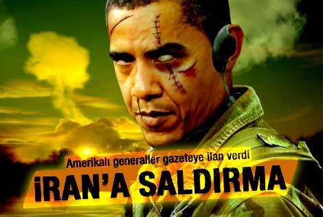 ABD'li generaller gazeteye ilan verdi: İran'a saldırma