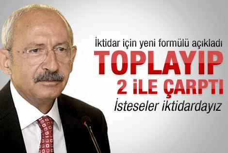 Kılıçdaroğlu'nun emekli hesabı