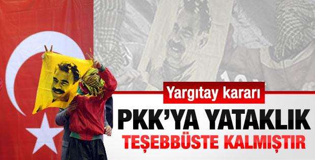 Yargıtay'dan emsal Öcalan posteri kararı