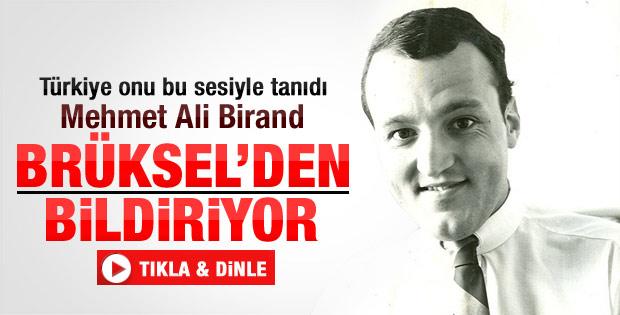 Birand'ın BBC Türkçe günleri - dinle