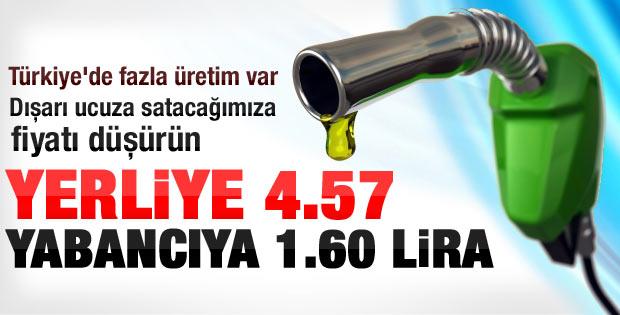 Ucuz benzin formülü