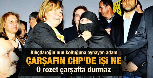 Ümit Kocasakal: CHP'de çarşafın işi ne
