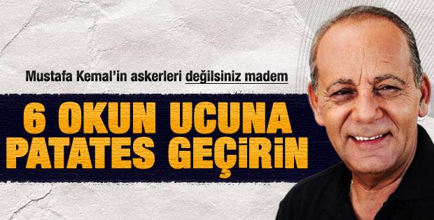 Bekir Coşkun'dan CHP'ye sert eleştiri