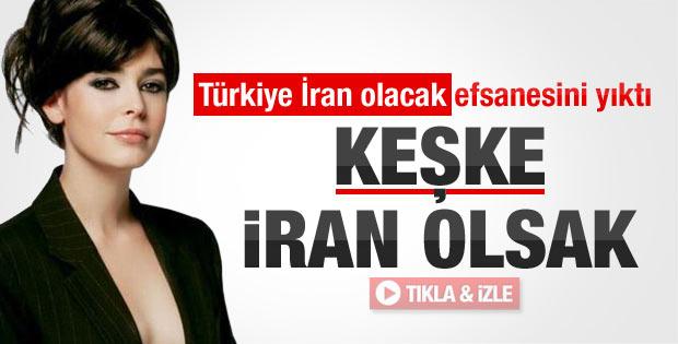 Pelin Batu: Türkiye İran'dan beter olacak