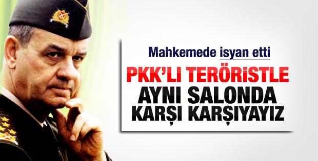Başbuğ: TSK ve PKK karşı karşıya