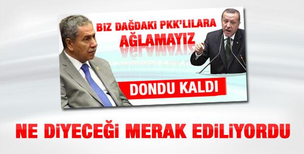 Başbakan Erdoğan'la ters düşen Arınç konuştu