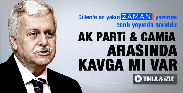 Gülerce'den AK Parti & Cemaat kavgası yorumu - Video