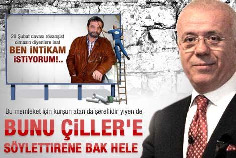 Özkök'ten Mümtazer Türköne'ye çok sert intikam cevabı