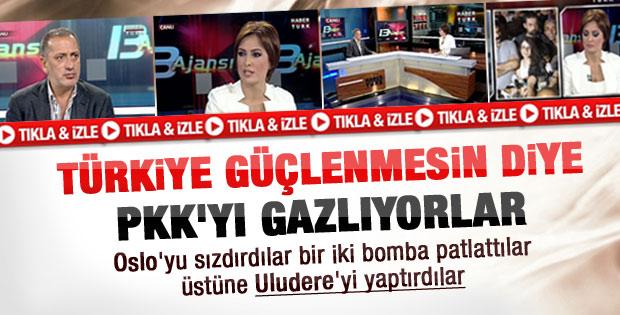 Altaylı: Türkiye güçlenmesin diye PKK'yı gazlıyorlar