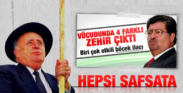 Demirel'e Özal'ın zehirlendiği iddiaları soruldu