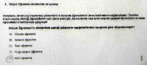 PKK yanlısı ajanstan sahte KPSS kitapçığı