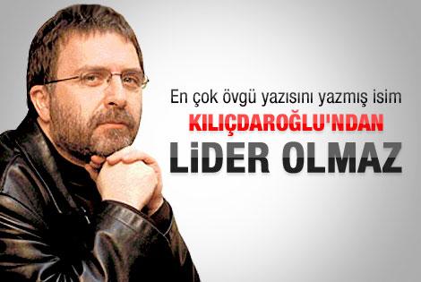 Ahmet Hakan: Kılıçdaroğlu neden iyi bir lider olamadı