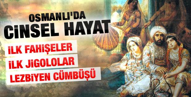 Murat Bardakçı'dan Osmanlı'da Seks hikayeleri