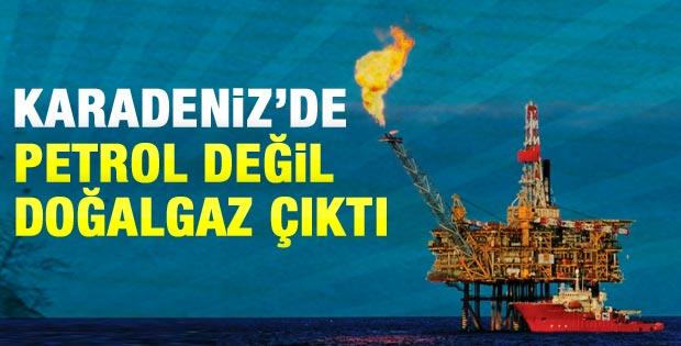 TPAO Karadeniz'de petrol ararken doğalgaz buldu