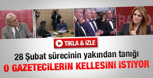 Bayramoğlu: 28 Şubat gazetecileri yargılansın - izle
