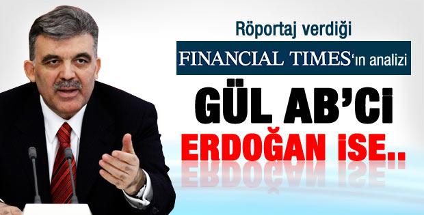 Abdullah Gül: Türkiye AB yolunda kalmalı