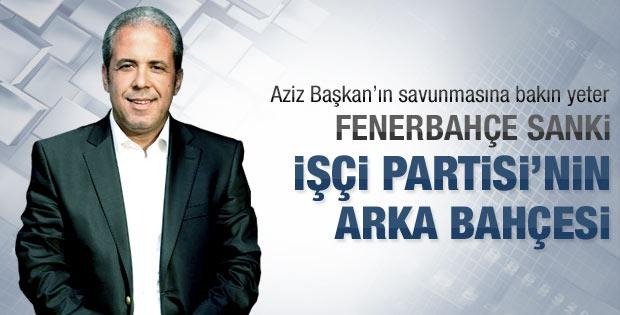 Şamil Tayyar: The Cemaat ve Fenerbahçe Cumhuriyeti
