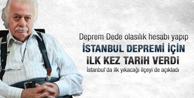 İstanbul için riskli yıl: 2014
