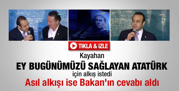Bağış: Atatürk'ün rüyasını Türk okulları gerçekleştiriyor