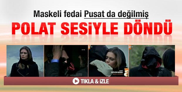Maskeli fedai Polat Alemdar çıktı - izle