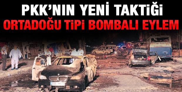Gaziantep saldırısının arkasında başka güçler var