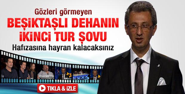 Yetenek Sizsiniz Ersin Çimen'in şovu - Video