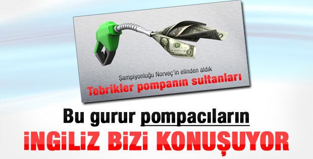 Türkiye'deki akaryakıt zamları İngiliz gazetesinde