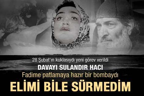 Müslüm Gündüz: Fadime Şahin'e el sürmedim